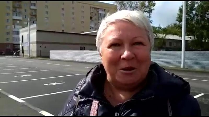 Корреспондент НГС взяла интервью у женщины, с которой общался президент