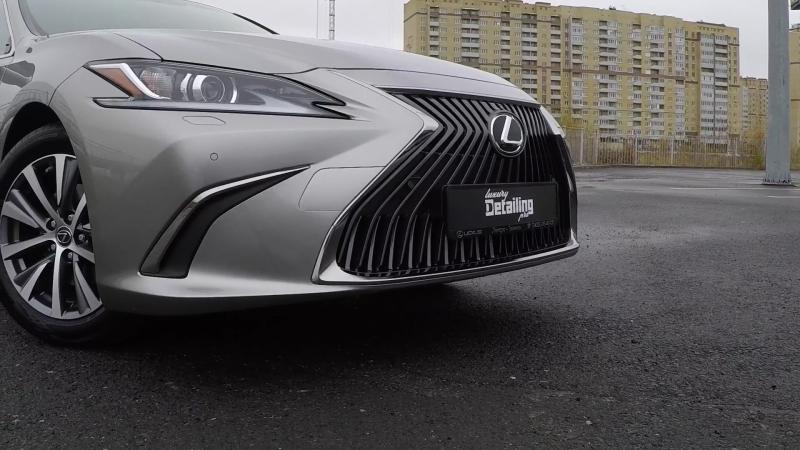 Ceramic Pro для нового Lexus ES