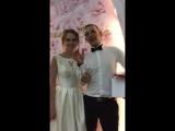 Что говорят о свадебном шатре в Чебоксарах молодожены.