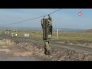 Лучшие огнеметчики России уничтожили укрытия боевиков на полигоне под Саратовом АрмияРоссии