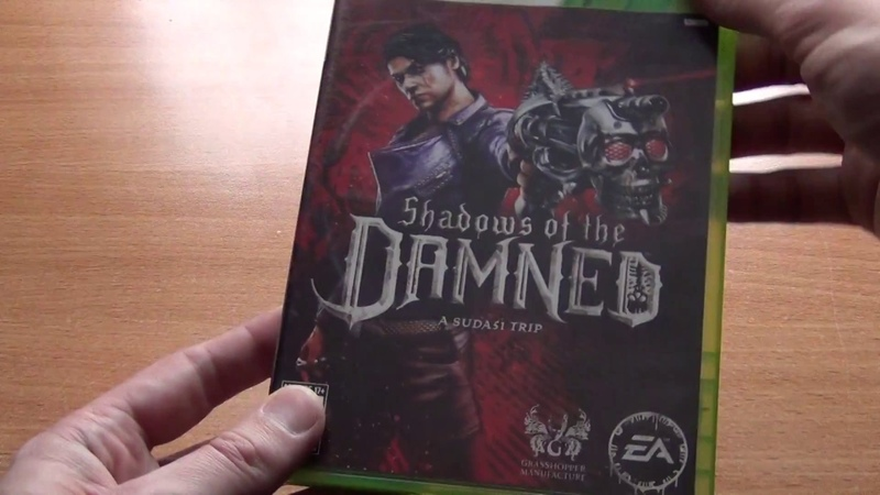 Shadows of the Damned xbox 360 NTSC