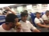 Шок-видео из салона самолета экстренно севшего в Волгограде
