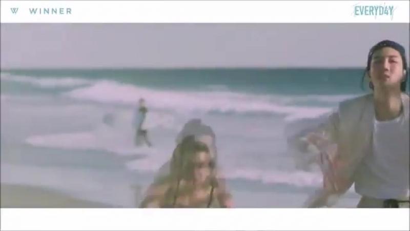 [OFFICIAL] WINNER x GENIE MUSIC, MV BEHIND THE SCENES EVENT at Gangnam 640 Art Hall. PART.2 - - WINNER_EVERYD4Y 위너