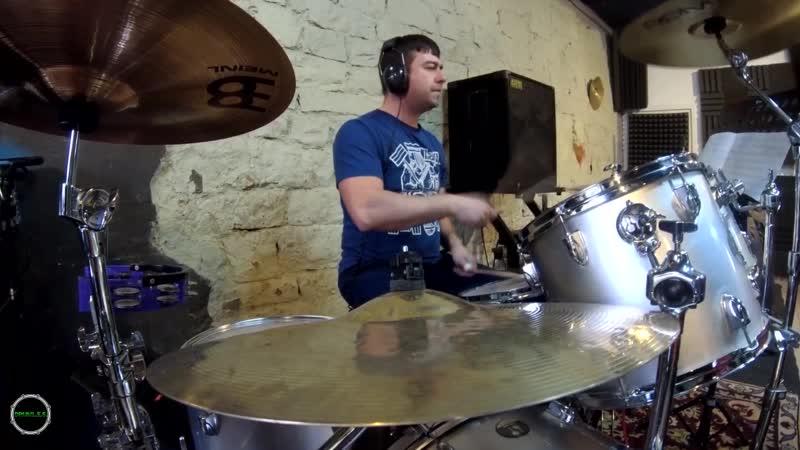 Nickelback Someday Drum Cover от Сергея
