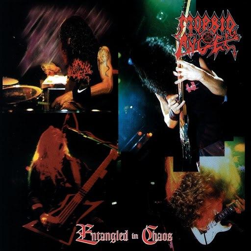 Morbid Angel альбом Entangled In Chaos
