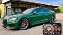 POV-Style: HGP Audi RS5 2.9 TFSI [615 PS] 320 km/h Highspeed-Autobahn-Run