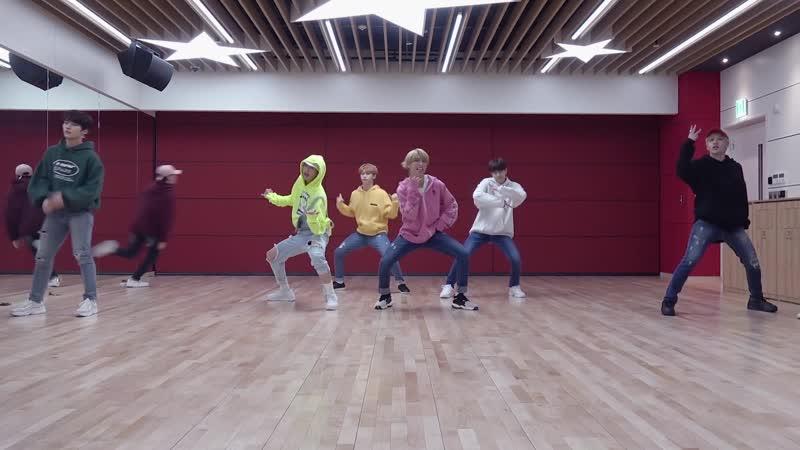 Stray Kids - Get Cool Dance Practice (Full Cam Ver.)