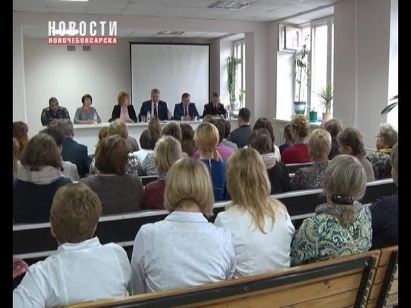 В Новочебоксарске состоялся Единый информационный день