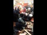 Битва за курицу в Дикси, Рязань