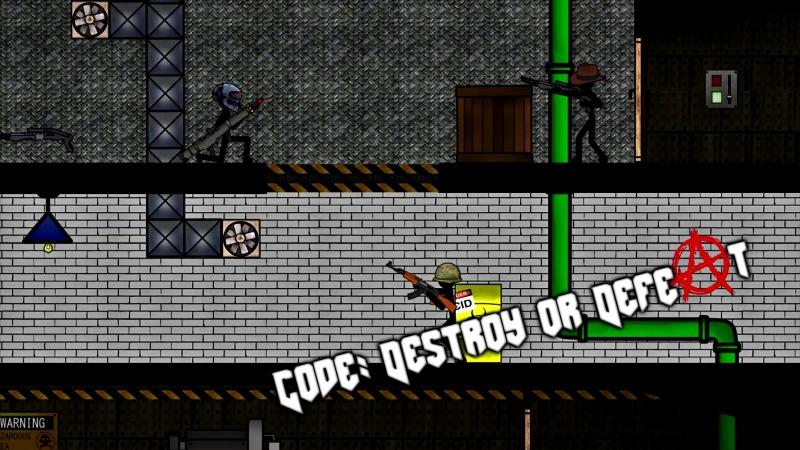 Code: Destroy or Defeat - Gameplay Teaser