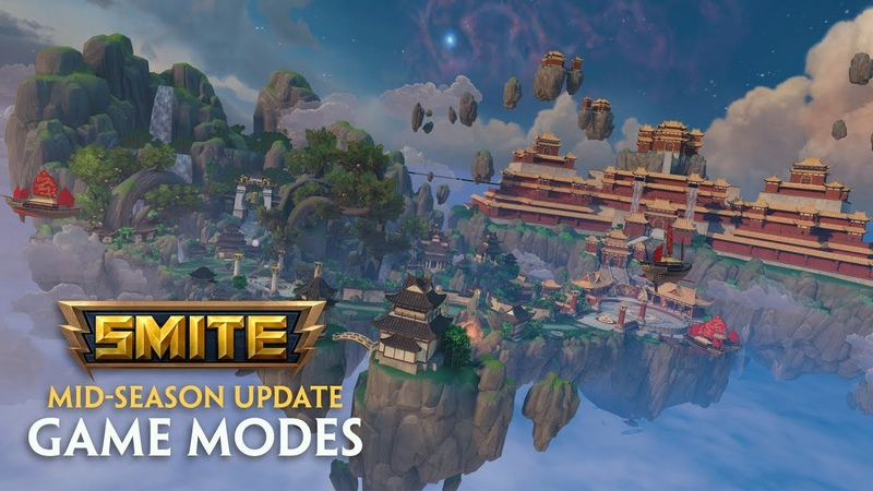 SMITE - 5.13 Mid-Season Update - Game Modes