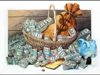Медитация для привлечение денег, благополучия