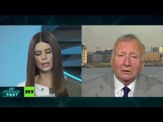 Willy Wimmer - Lisa Fitz gegen Kriegstreiberei- Flüchtlinge- Asylanten kommen-