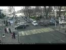 ДТП перекрёсток ул Красная и Кузнечная