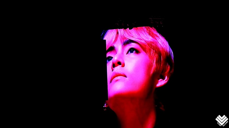 BTS V 태형 Taehyung【VCR】LOVE YOURSELF in SEOUL