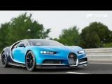 Forza Motorsport 7 Bugatti Chiron 0-400-0