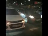 Ночной рейд по тонировке в Олимпийском парке