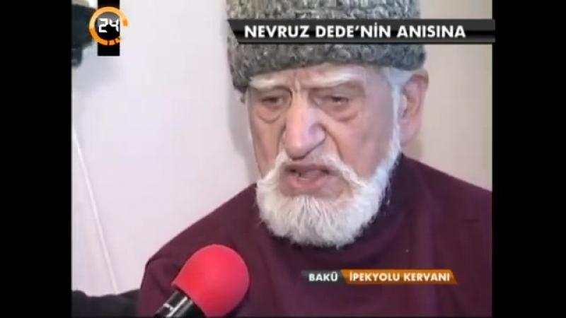 Osmanlı Nuri paşanın silahdaşlarını talışlar qoruyub. Tarixi video