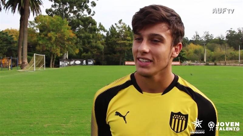 Agustín Canobbio, Joven Talento de marzo
