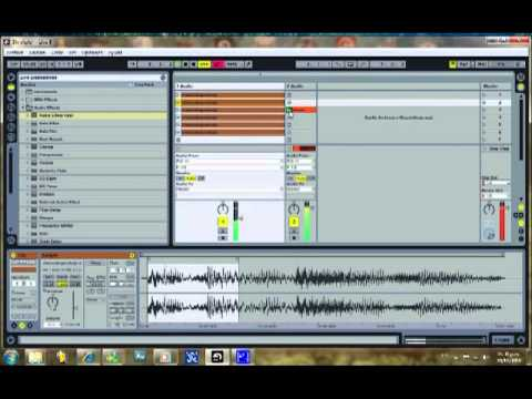 Dj Lethal Check Out My Melody Ableton Live Limp Bizkit My Way