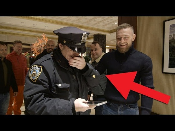 Conor McGregor's fans are SHOCKED by meeting him - TOP 5