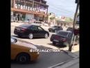 В знак протеста против повышение цен на топливо дербентцы устроили Авто протест