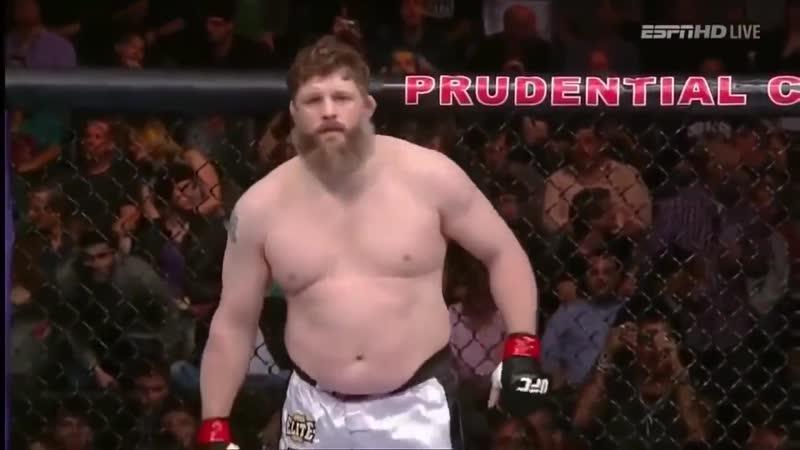 Физическая форма бойцов