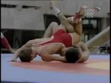 Сергей и Анатолий Белоглазовы на Олимпийских играх 1980 года.