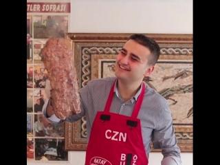 Вот как надо запекать мясо)