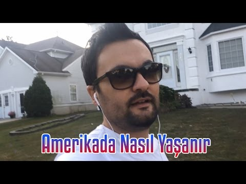Amerika`da Nasıl Yaşanır Asgari Ücret Ne Kadar Vlog 15