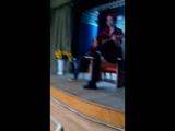 Немного репитиций и песня от Полиночки))) (дайте танк-утро)