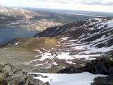 1201м над уровнем моря, Хибины