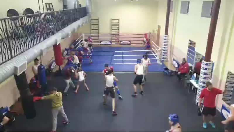 У ЗТР Исаева Н П в клубе Ринг