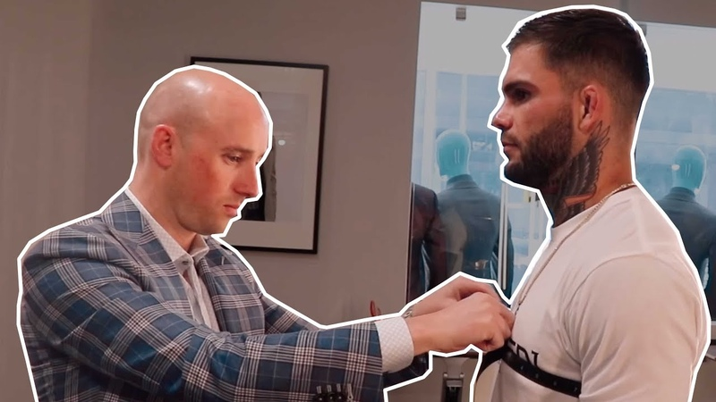 UFC227 NoLove Camp Ep7 : Technique Rounds with Chris Holdsworth Suit fitting