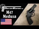 Phillips &amp Rodgers M47 Medusa Multicaliber Revolver for a Nonexistent Apocalypse