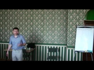 Механизм фобий. Психолог Сергей Левит.