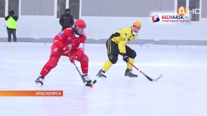 «Арктик ТВ». Хоккеисты «Мурмана» «не переплыли» «Енисей»