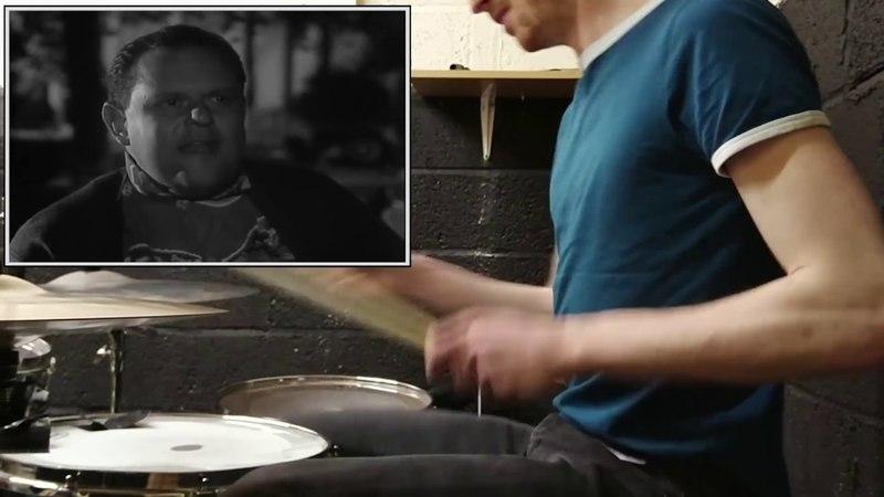 The Twilight Zone w/drums