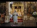 Праздник Донской иконы Божией Матери 1 сентября 2018г. в Донском монастыре г.Москва.