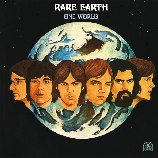 Rare Earth альбом One World