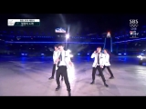 [2018.02.25] EXO - Kai solo + Growl + Power | Closing Ceremony PyeongChang 2018 Winter Olympics