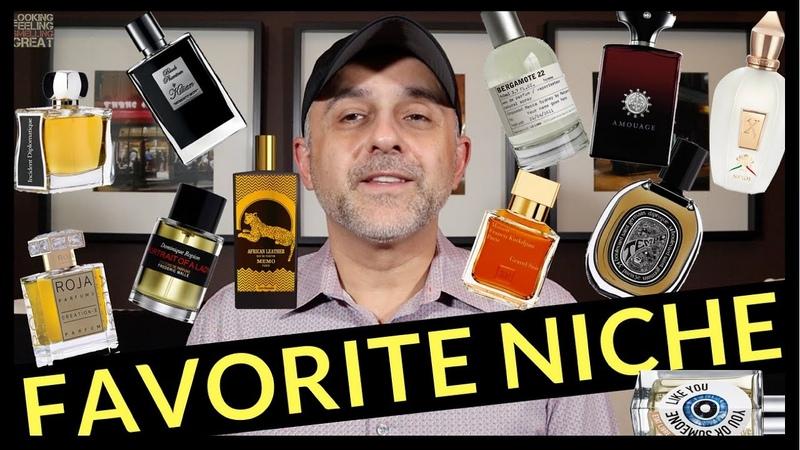 Top 20 Niche Fragrances