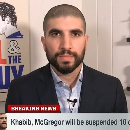 "Ariel Helwani on Instagram: ""SportsCenter update on what's next for Khabib Nurmagomedov and Conor McGregor in Nevada."""