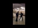Полиция дерётся с гопниками