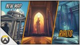 Overwatch New Map Rialto Experiments, Map Mechanics &amp Payload Interactions