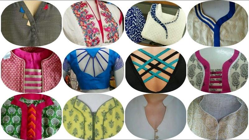 Neck Designs For Ladies DressesKurtiKurtaSuitFrockQameez