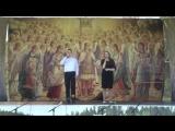 Песня «Мир, который нужен мне». МОУ Сычевская СОШ Пятаков Артём и Эрика Щеголева.