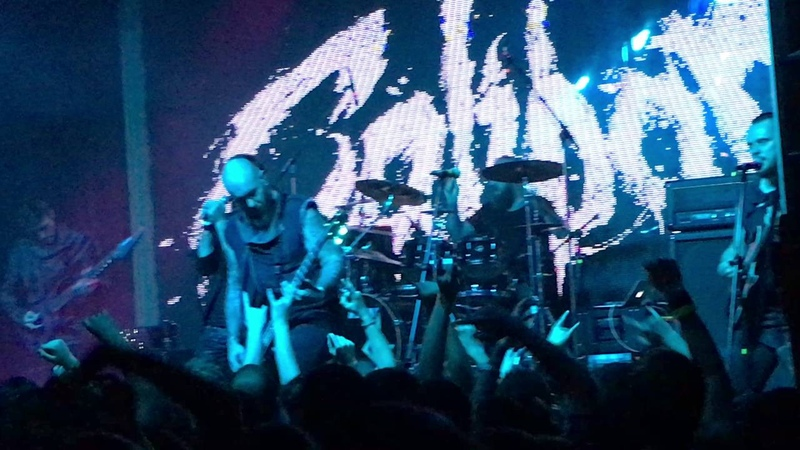 Caliban Theatre 08.10.16 Moscow