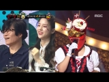 1round olive oil VS fondue princess - Ppuyo ppuyo (King of Masked Singer )