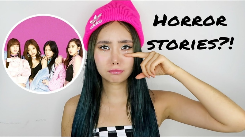 'I Use to be a Kpop Girl Group Trainee | REAL FOOTAGE Story time' by Grace